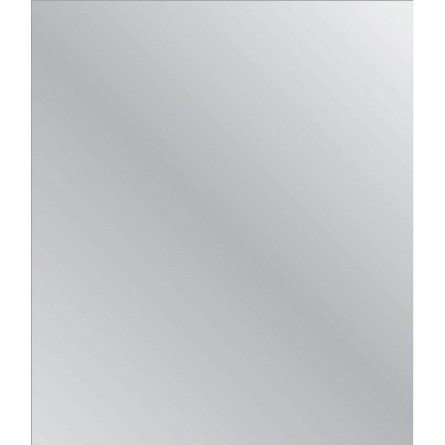 Belvedere 30 x 30 inch Frameless Wall Mirror