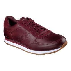 Men's Mark Nason Skechers Daines Sneaker Dark Red