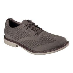 Men's Mark Nason Skechers Hardee Oxford Taupe