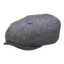 Men's Stetson STW273 Newsboy Cap Grey|https://ak1.ostkcdn.com/images/products/173/949/P20978450.jpg?impolicy=medium