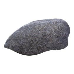 Men's Stetson STW274 Flat Cap Grey