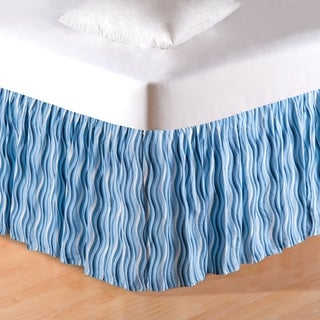 Reef Paradise Twin Bed Skirt