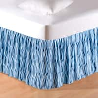 Reef Paradise 18-inch Drop Bed Skirt