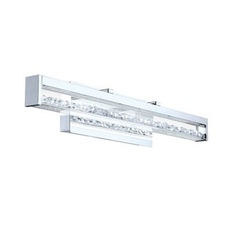 Eglo Cardito 1-Light Chrome Vanity Light
