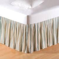 Natural Shells Queen Bed Skirt