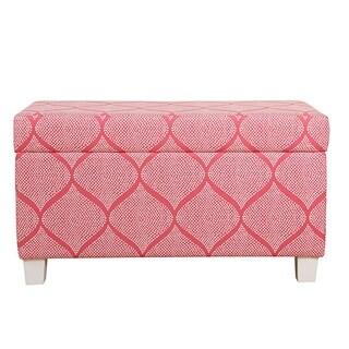 HomePop Kids' Storage Bench - Strawberry