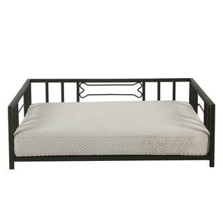 HomePop Decorative Pet Bed Metal Mini Daybed