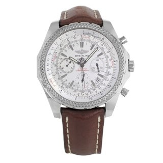 Breitling Bentley Motors A2536212/G552 Stainless Steel Automatic Men's Watch