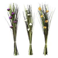 Studio 350 Wildlife Bouquet Set of 3, 40 inches high, 9 inches wide