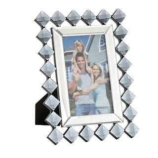 Studio 350 Wood Mirror Photo Frame 5X7