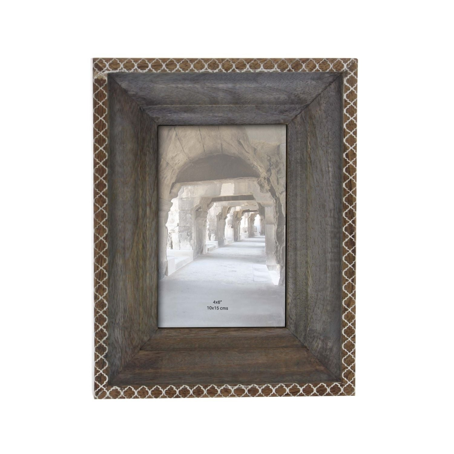 Shop Studio 350 Wood Picture Frame 7 Inches Wide 9 Inches High