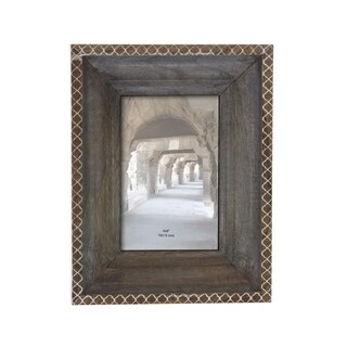 Studio 350 Wood Picture Frame 7 inches wide, 9 inches high - Thumbnail 0