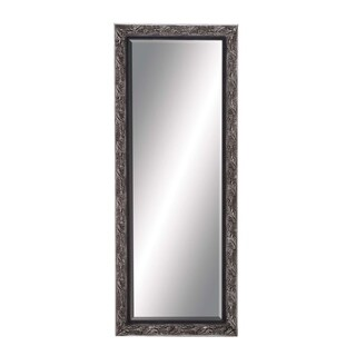 Studio 350 Wood Wall Mirror 21 inches wide, 52 inches high