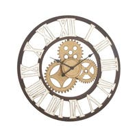 Carbon Loft Maunchly Metal Wall Clock