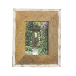 Studio 350 Wood Picture Frame 9 inches wide, 11 inches high