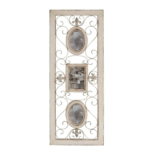 Studio 350 Wood Wall Photo Frame 13 inches wide, 36 inches high