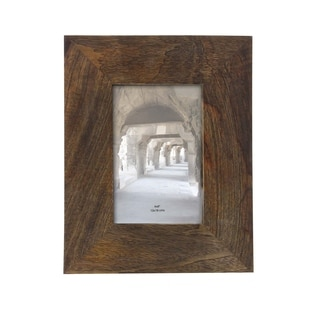 Studio 350 Wood Picture Frame 7 inches wide, 9 inches high