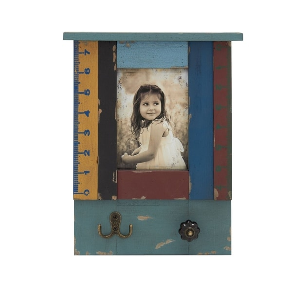 Studio 350 Wood Metal Photo Frame 11 inches wide, 14 inches high