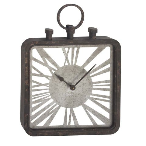 Carbon Loft Maunchly 19-inch Metal Wall Clock