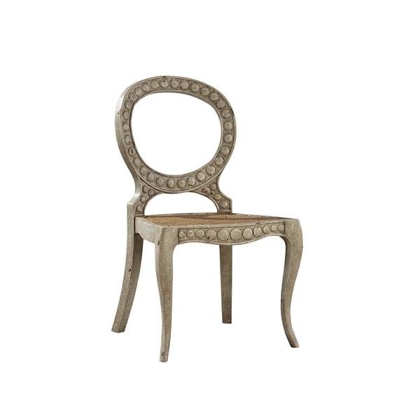 Felix Open Back Mahogany Side Chair (Set Of 2)