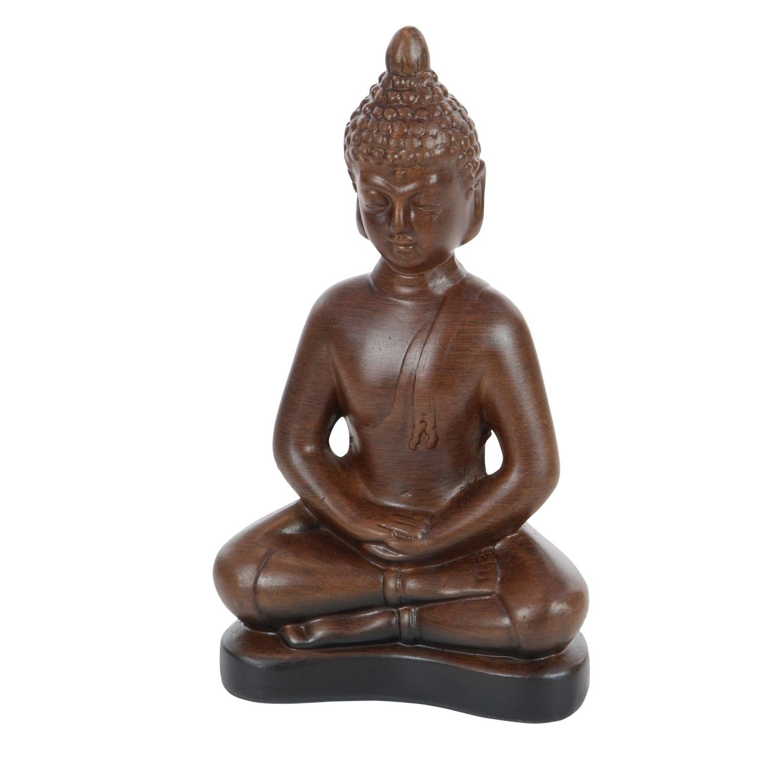 Studio 350 Ceramic Buddha 6 inches wide, 11 inches high, ...