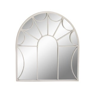 Studio 350 Metal Silver Wall Mirror 35 inches wide, 35 inches high