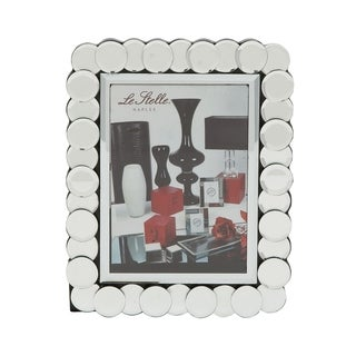 Studio 350 Wood Mirror Photo Frame 8 inches wide, 10 inches high