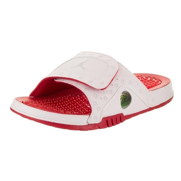 061d1da699dbf9 Shop Nike Jordan Men s Jordan Hydro XIII Retro Sandal - Free ...