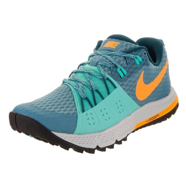 71fa2502de759 Shop Nike Women s Air Zoom Wildhorse 4 Running Shoe - Free Shipping ...