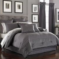 Five Queens Court Beaumont Embroidered 4-Piece Comforter Set