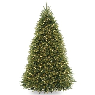9 ft. PowerConnect(TM) Dunhill® Fir Tree with Clear Lights
