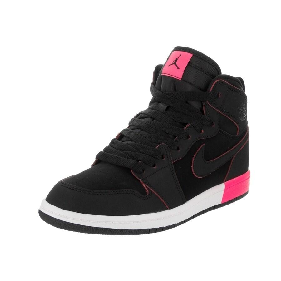 Nike Jordan Kids Jordan 1 Retro High GP Basketball Shoe (...