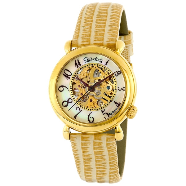Stuhrling Original Women's 'Lady Wall Street' Watch