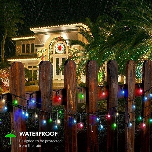 Patio Decorative Lights Solar string lights 72ft 200leds waterproof decorative lights for solar string lights 72ft 200leds waterproof decorative lights for patio garden gate workwithnaturefo