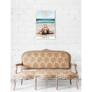 Oliver Gal 'THE SUN' Canvas Art