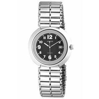 Jowissa Men's Swiss Made Stainless Steel Bracelet Watch