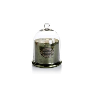 Antique Domed Candle Jar, Olive Green Scent