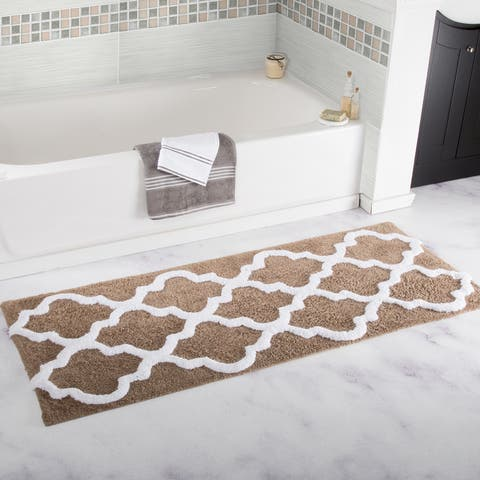 Buy Beige Bath Rugs Online At Overstock Our Best Bath Mats Rugs