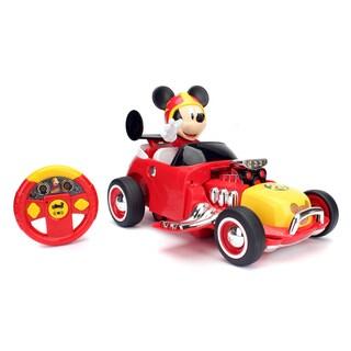 RC Disney Mickey Transforming Roadster Racer