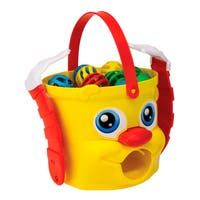 Pressman Toy Mr. Bucket Game