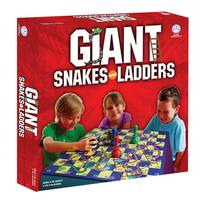 Pressman Toy Giant Snakes and Ladders Game