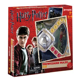 Pressman Toy Harry Potter Tri-Wizard Tournament Game