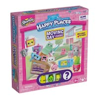 Pressman Toy Shopkins Happy Places Moving Day Game