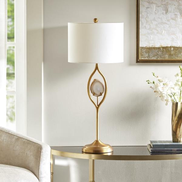 Madison Park Preston Gold Table Lamp