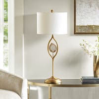 Madison Park Preston Gold Table Lamp
