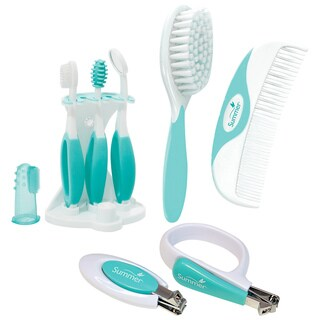 Summer Infant Oral Care Grooming Set