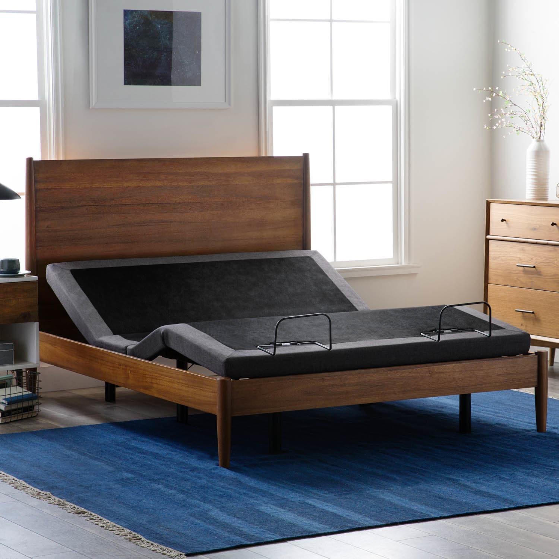 Brookside Classic Adjustable Bed Base On Sale Overstock 17333601