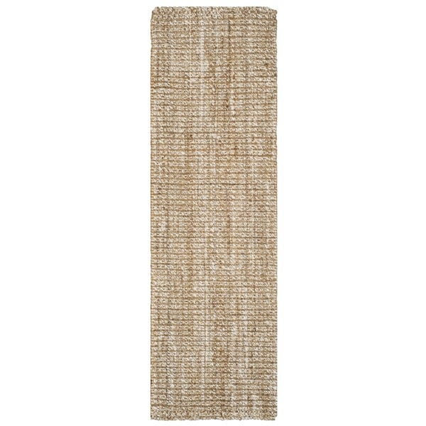 Safavieh Hand-Woven Natural Fiber Natural Jute Rug (2'6 x 10')