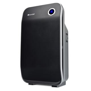 O2+ Halo True HEPA Air Purifier in Black