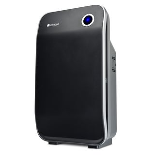 O2+ Halo True HEPA Air Purifier in Black